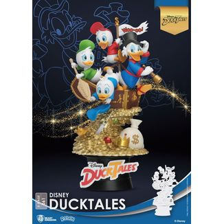 Figura Patoaventuras Disney Classic Animation Series D-Stage