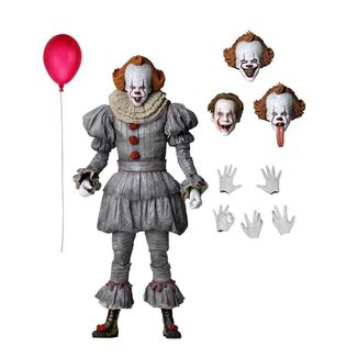 Pennywise Figure IT Chaper 2 Ultimate