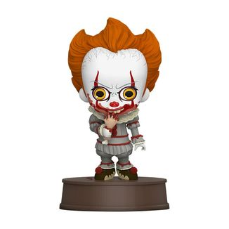 Figura Pennywise with Broken Arm IT Capitulo 2 Cosbaby