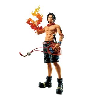 Figura Portgas D Ace One Piece Treasure Cruise Ichibanso
