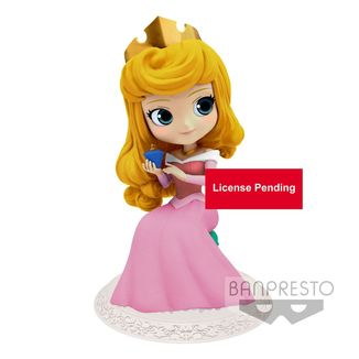 Figura Princess Aurora version A Disney Q Posket Perfumagic