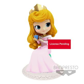 Princess Aurora version B Figure Disney Q Posket Perfumagic