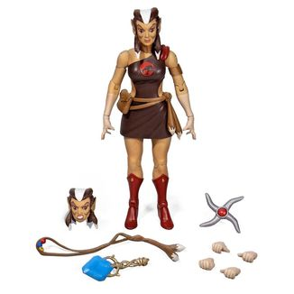 Figura Pumrya The Healer Thundercats Ultimates