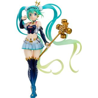 Racing Miku 2018 Summer Figure Hatsune Miku GT Project Vocaloid