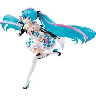 Figura Racing Miku 2019 Side Key Visual Hatsune Miku GT Project Vocaloid