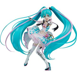 Racing Miku 2019 Version feat Annindoufu Figure Hatsune MIku GT Project Vocaloid
