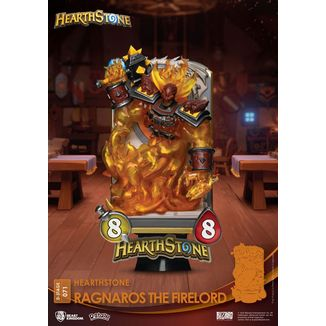 Ragnaros the Firelord Figure Hearthstone Heroes of Warcraft D-Stage
