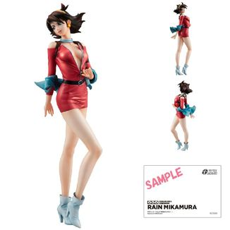 Rain Mikamura Figure Mobile Suit Gundam G Gundam Girls Generation
