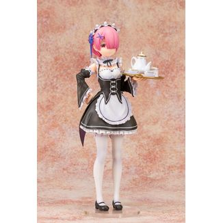 Figura Ram with Teapot Re:Zero