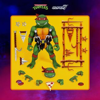Raphael Figure Teenage Mutant Ninja Turgles Ultimates