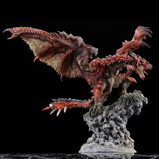 Figura Rathalos Resell Version Monster Hunter CFB Creators Model