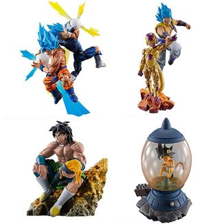 Re: Birth Super Power Figure Dragon Ball Super Dracap Set