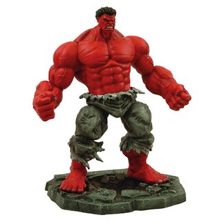 Red Hulk Figure Marvel Select