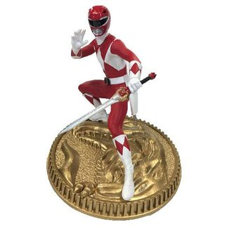 Figura Red Ranger Mighty Morphin Power Rangers