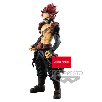 Red Riot Figure My Hero Academia Age of Heroes