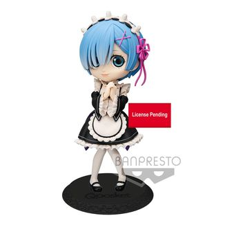 Rem Version A Figure Re:Zero Q Posket