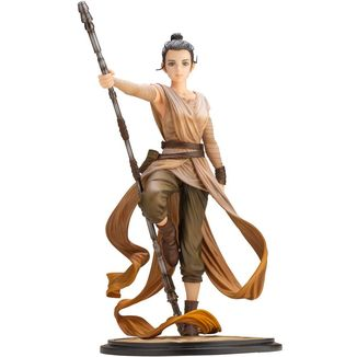 Rey Descendant of Light Figure Star Wars Episode VII ARTFX