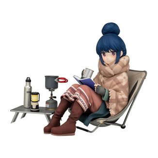 Rin Shima Figure Laid Back Camp