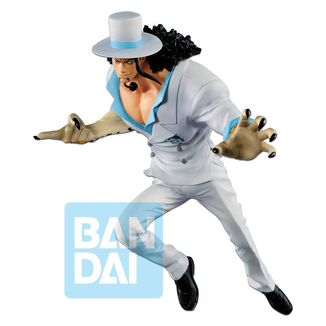 Figura Rob Lucci One Piece Great Banquet Ichibansho