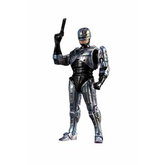 Figura Robocop Battle Damage Robocop 2