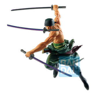Figura Roronoa Zoro One Piece Dynamism Of Ha Ichibansho