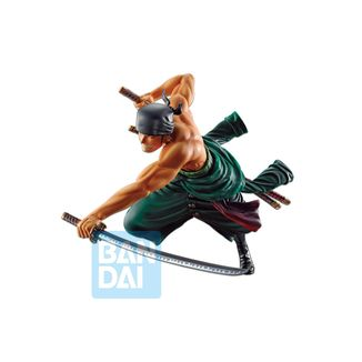 Roronoa Zoro Figure One Piece Ichibansho Battle Memories