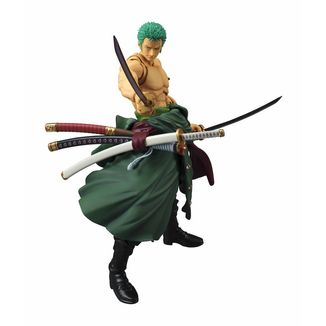 Roronoa Zoro Renewal Edition Figure One Piece Action Heroes