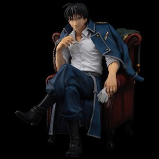 Roy Mustang Figure Fullmetal Alchemist Brotherhood