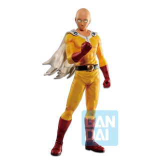 Figura Saitama Normal Face One Punch Man Ichibansho