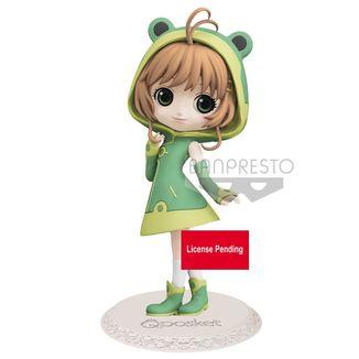 Figura Sakura Kinomoto Frog Cardcaptor Sakura Q Posket