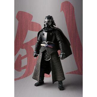 Samurai Kylo Ren Figure Star Wars Meisho Movie Realization