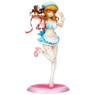 Saori Takebe Valentine Apron Figure Girls und Panzer
