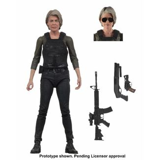 Sarah Connor Figure Terminator Dark Fate