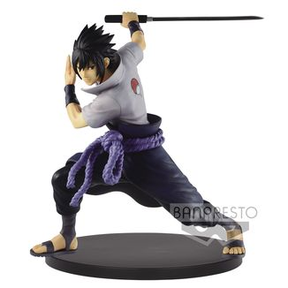 Sasuke Uchiha II Figure Naruto Shippuden Vibration Stars