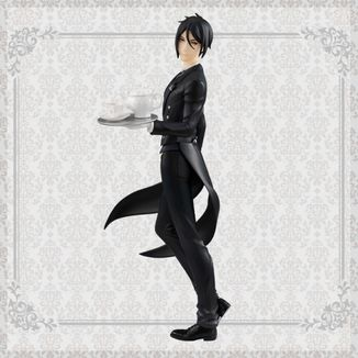 Figura Sebastian Michaelis Kuroshitsuji Book of the Atlantic