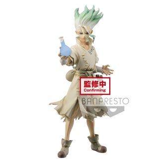 Figura Senku Ishigami Dr Stone Figure of Stone World