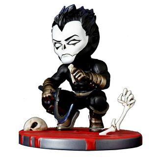Figura Shadowman Chibi Valiant Comics
