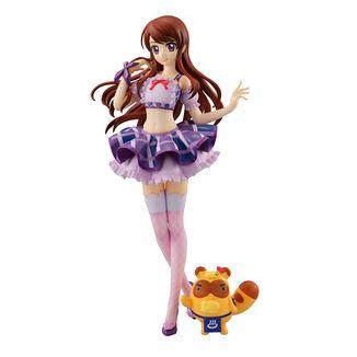 Figura Shibuki Ran Purple Stage Costume Aikatsu