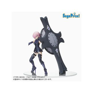 Shielder Mash Kyrielight Figure Fate Grand Order SPM