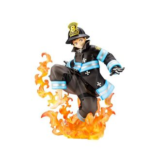 Shinra Kusakabe Figure Fire Force ARTFXJ