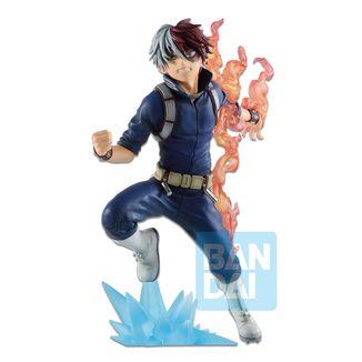 Figura Shoto Todoroki My Hero Academia Go and Go Ichibansho
