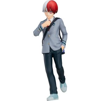 Figura Shoto Todoroki My Hero Academia Pop Up Parade