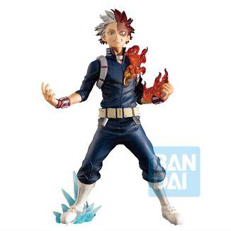 Figura Shoto Todoroki My Hero Academia Smash Rising Ichibansho