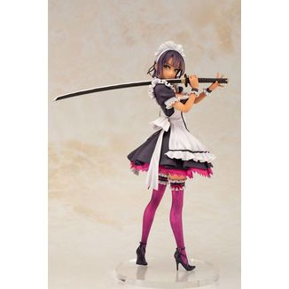 Figura Shoujo Katana Maid Original Character by F ism