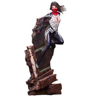 Figura Silk Marvel Comics ARTFX Premier