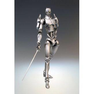 Figura Silver Chariot Jojo's Bizarre Adventure Super Action Chozokado
