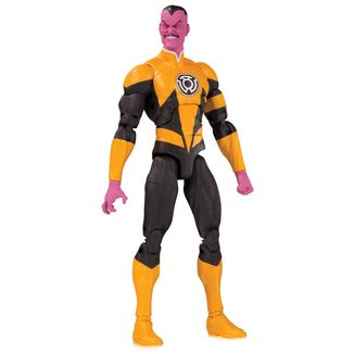 Sinestro Figure DC Essentials DC Comics