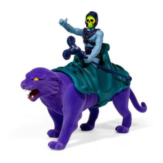 Figura Skeletor & Panthor Masters of the Universe ReAction