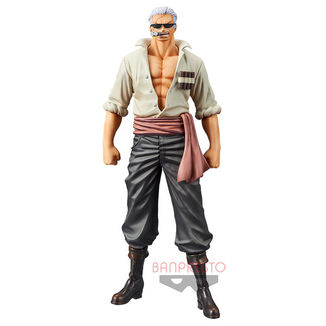 Smoker Figure One Piece Stampede DXF The Grandline Men