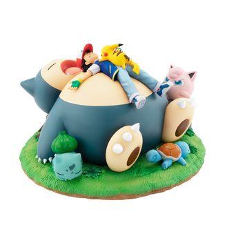 Figura Snorlax Pokemon G.E.M. EX